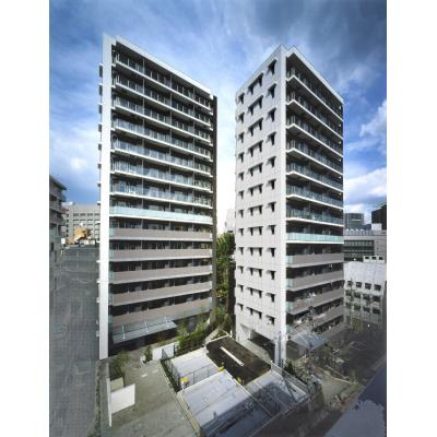 Park Axis Shibuya Sakuragaoka west #302  [Condominium / Building / Property / Residential area / Architecture]