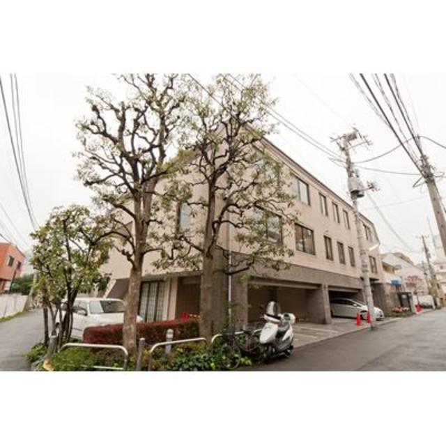 Minami Aoyama Court Hills #201  [Residential area / Property / Neighbourhood / Town / Tree]
