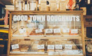 Omotesando Good Town Doughnuts