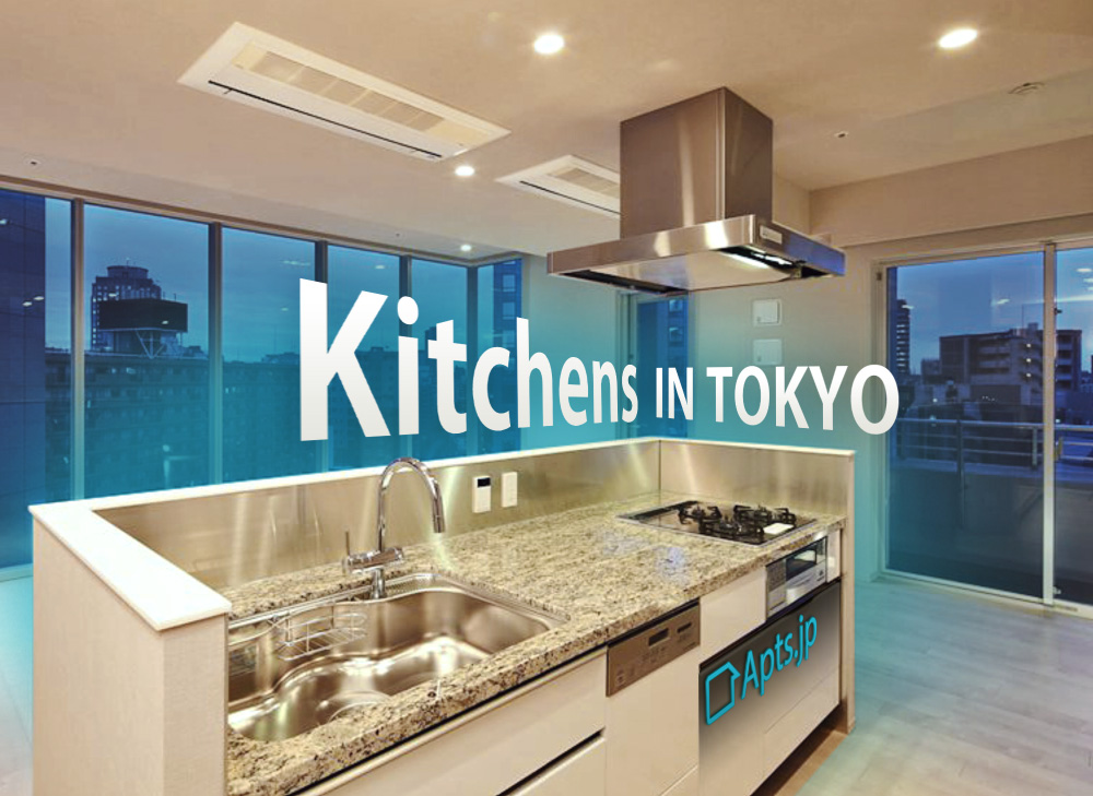 Kitchens In Tokyo Apartments What You Can Expect Apts Jp